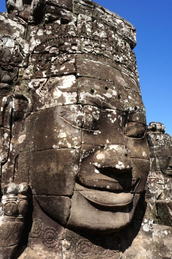 Statue in Angkor Thom