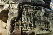 Relief in Angkor
